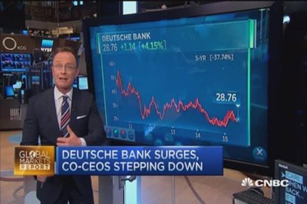 European markets close: Germany lower
