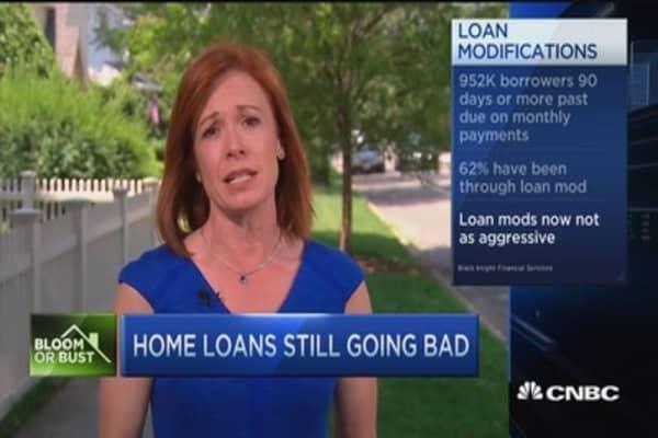 Mortgage modification shift