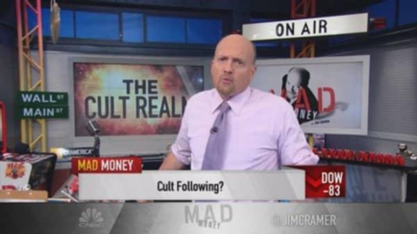 Ambarella's a soon to be cult classic: Cramer