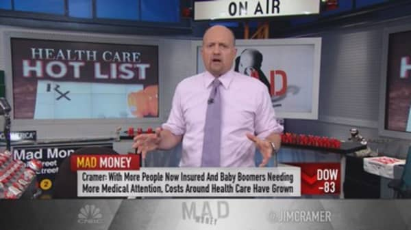 Why Cramer likes the wholesale drug distribution group
