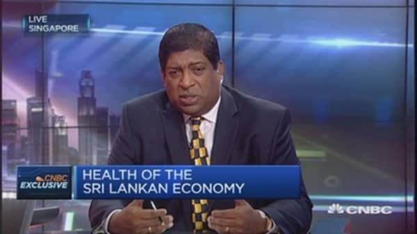 Sri Lankan Fin Min: No-confidence motion will fail