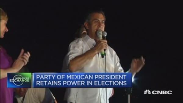 Mexico elections are always eventful: Sartori
