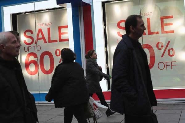 Gap store discounts