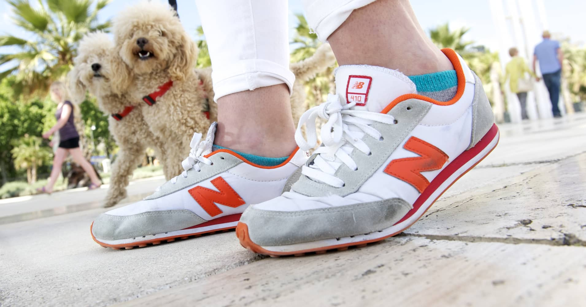 New balance the us company shaking up the sneakernomics biocorpaavc Choice Image