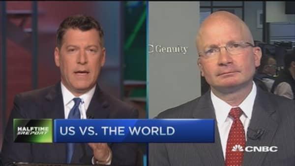 US vs. the world: Battle for better returns