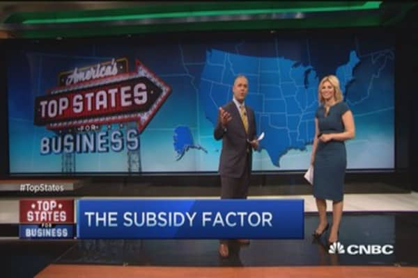 The subsidy factor