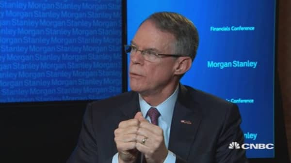 U.S. Bancorp CEO: Rate hike spurs loans & savings
