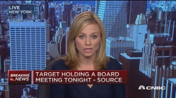 Target to hold board meeting: Source