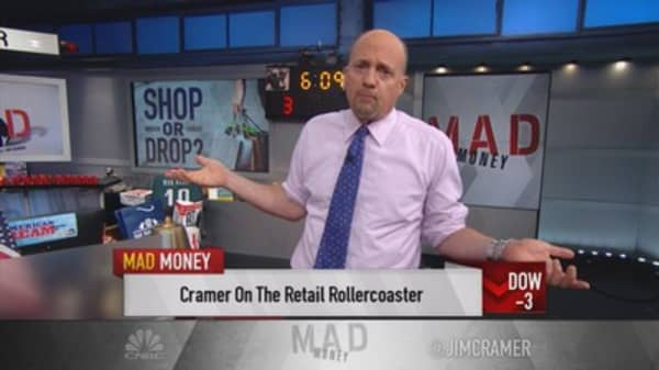 Cramer: This trade is making me crazy
