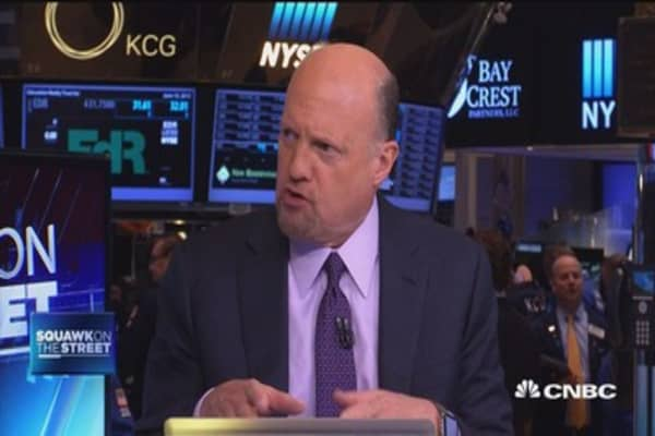 Cramer: Retail too unpredictable