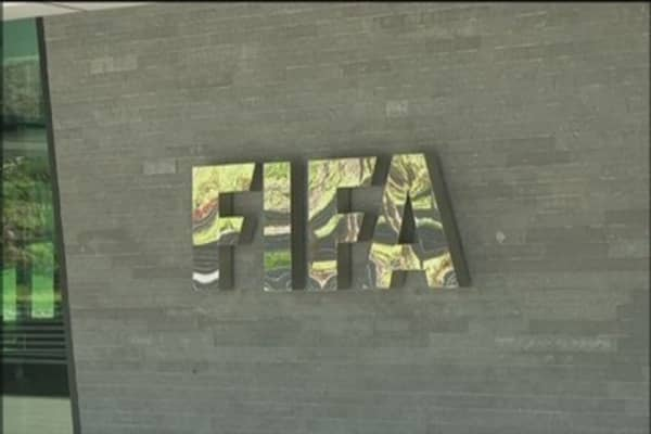 A red card for FIFA's future bids