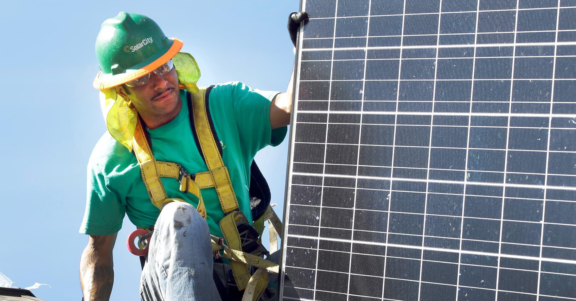 Solarcity employee stock options