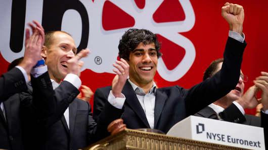 Jeremy Stoppelman, Yelp IPO
