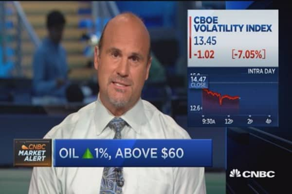 Top trades for the 2nd half: VIX, Johnson Controls & more