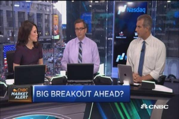 Stocks soar: Big breakout ahead?