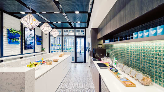 Twitter Office   Twitter Opens Asia Pacific Headquarters In Singapore