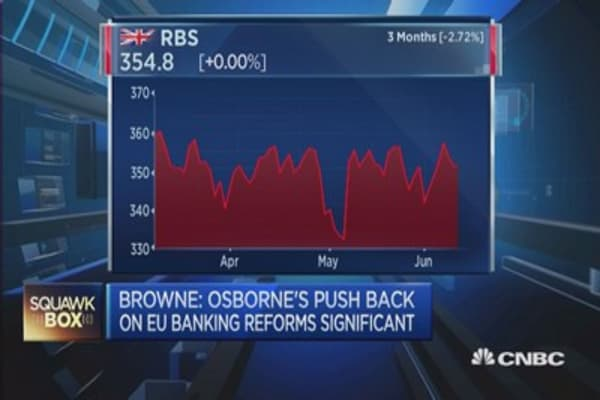 Why I won't buy RBS: Fund manager