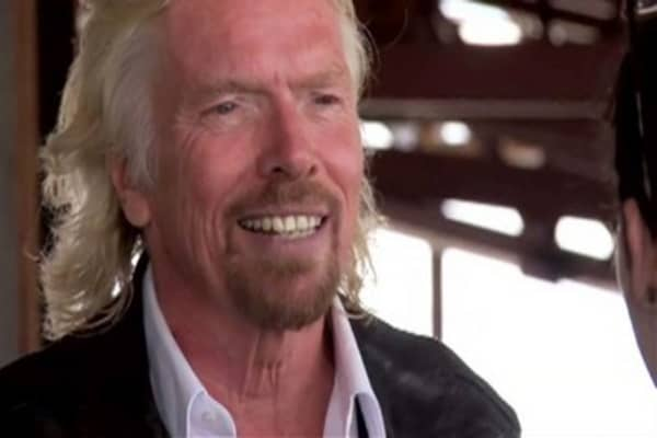 Branson's new extreme with parental leave