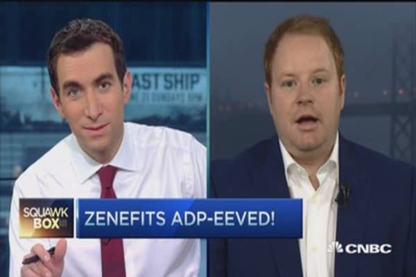 Zenefits CEO claims 'FUD' factor prompts ADP lawsuit