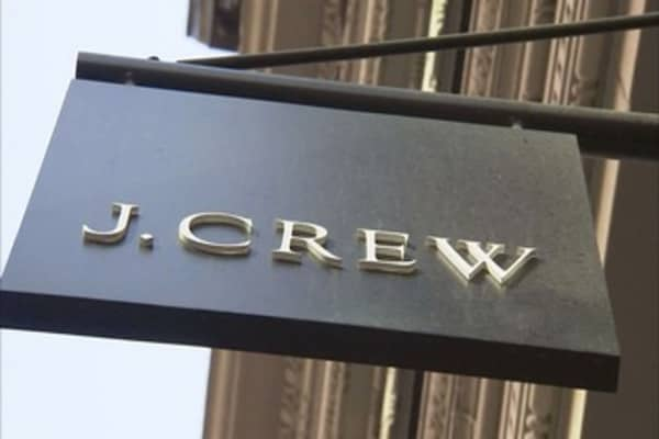 J Crew folds up jobs