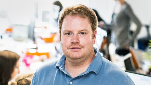Parker Conrad, CEO, Zenefits