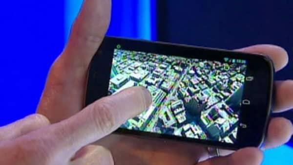 Google's smart cities