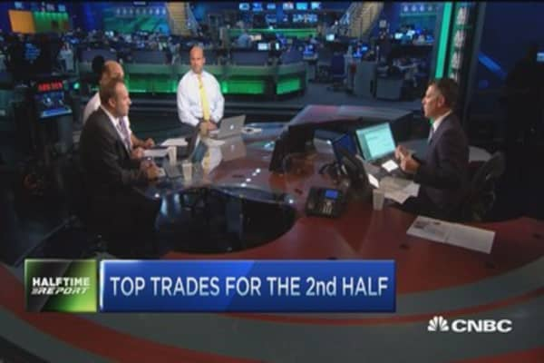Top trades for the 2nd half: YELP, WETF & VOYA