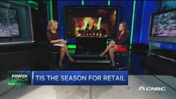 Tis the season for retail