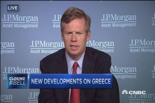 Creditors grumpy over Greece: Pro