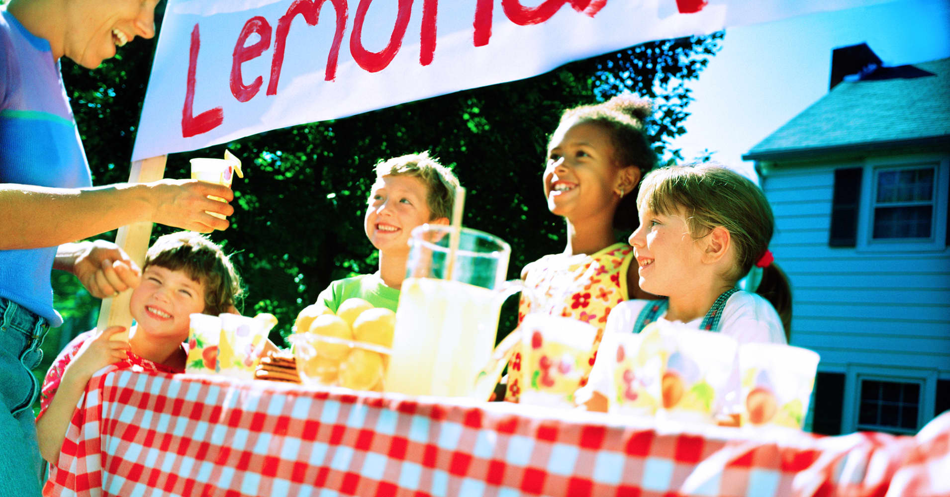 Lemonade War 3 Legal Issues With Your Kid S Small Biz