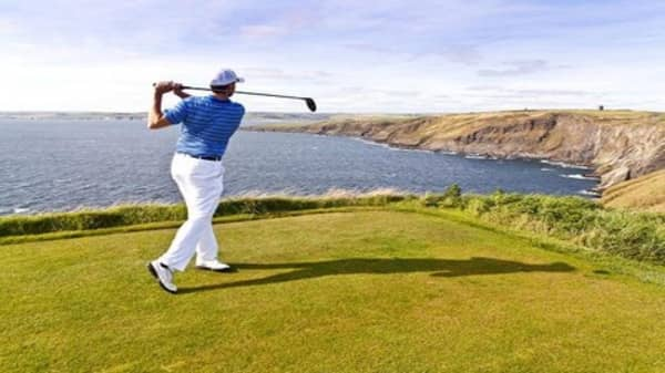 The 'A Swing': How to up your golf game
