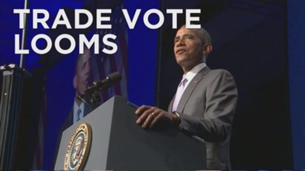 Big vote looms over Obama today