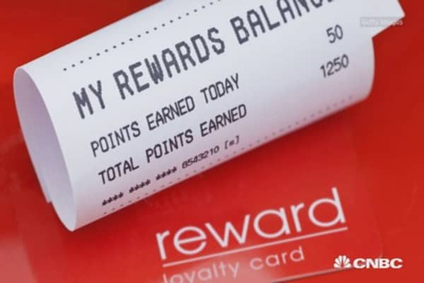 Save Me: Rewards Programs