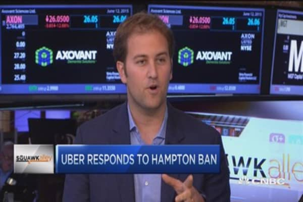 Uber NY GM: East Hampton law impossible to follow