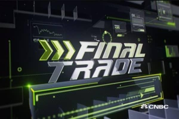 Fast Money Final Trade: FXA, TWTR, XLF & FDX