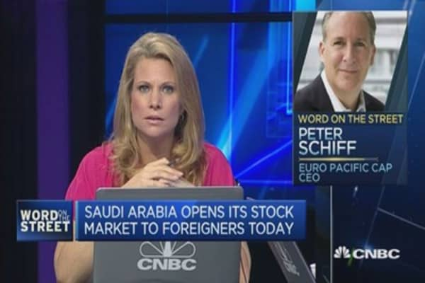 Saudi's market opening is a good thing: Pro