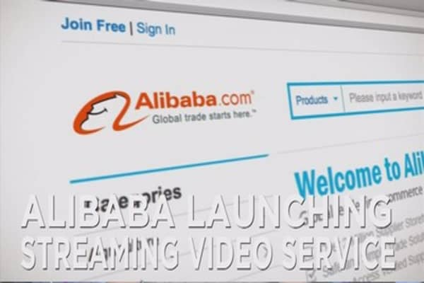 Alibaba takes aim at HBO and Netflix