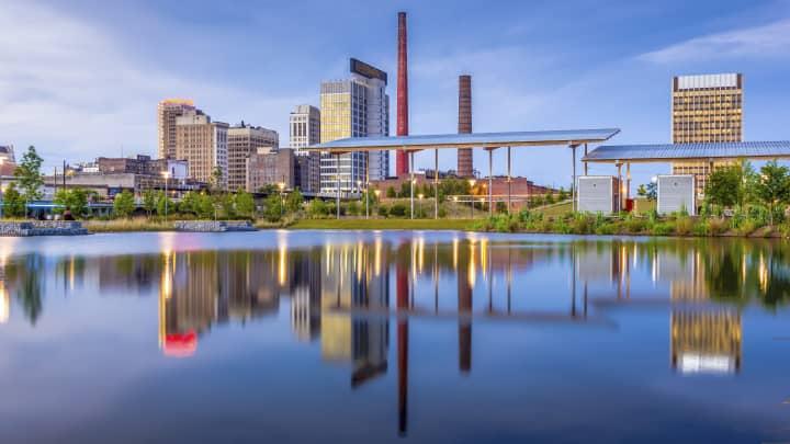 Birmingham, Alabama.