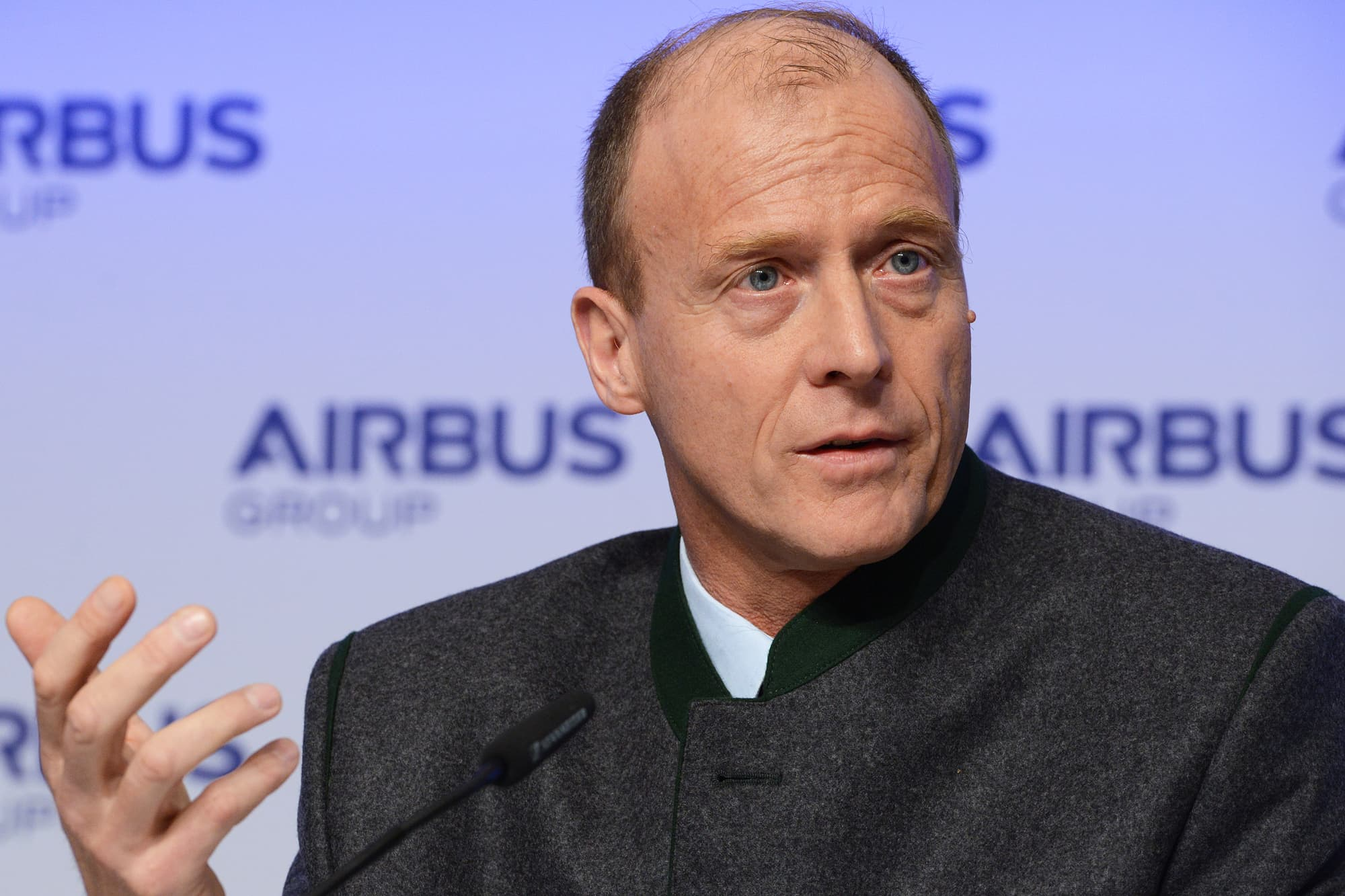 Airbus Ceo Tom Enders Reportedly Plans To Step Down In 2019