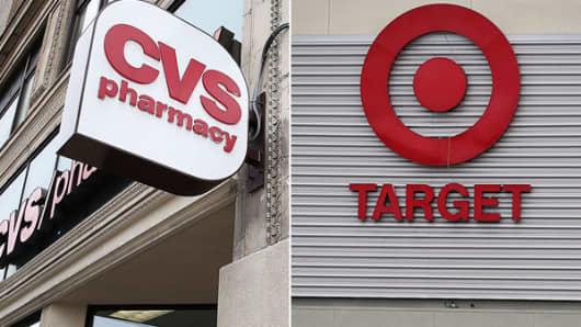 CVS and Target