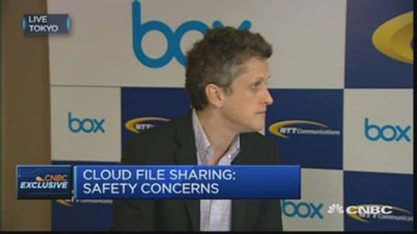 Box CEO: Why we're venturing into Japan