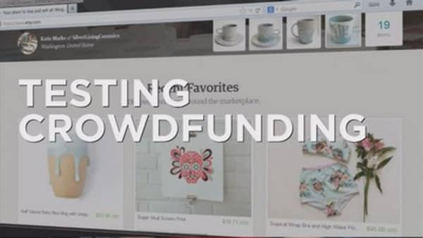 Etsy plans to offer crowdfunding