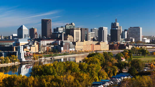 Midwest Spotlight Twin Cities On The Move