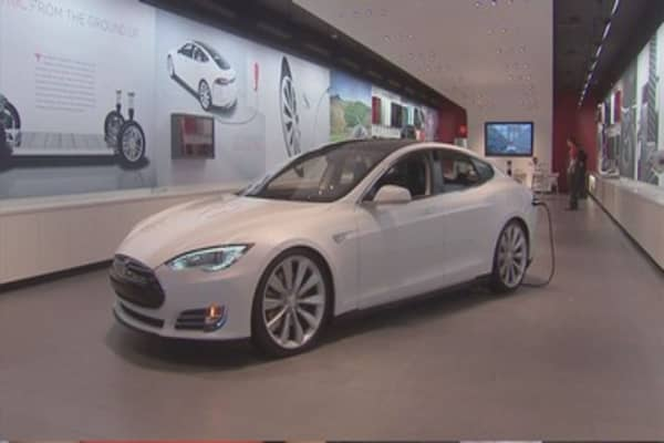 High hopes for Tesla by 2020
