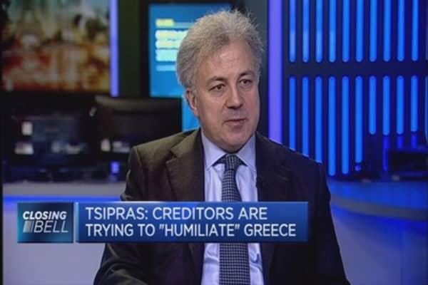 Greek talks break down - what's next?
