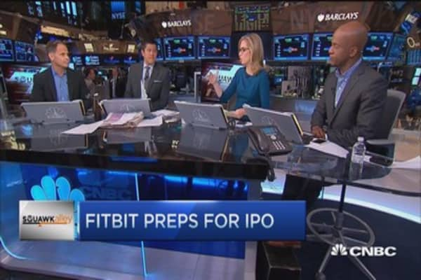 Investors will be 'mindful' of FitBit valuation: Expert