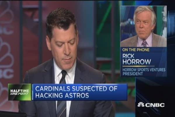 Did Cardinals 'hack' Astros?