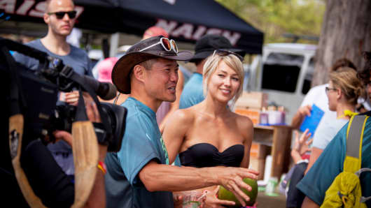 Bill Tai, co-creator MaiTai Global with Lana Mikheeva, Skycatch