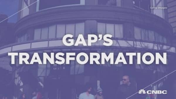 Gap's Transformation