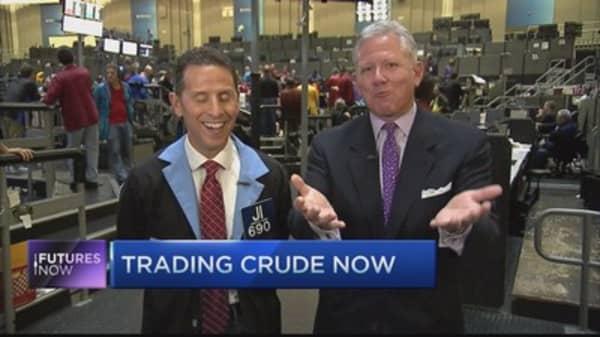 Crude chart still bearish: Technician